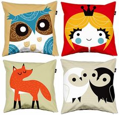 Great cushions from a Melbourne designer!