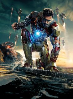 IRON MAN 3 Armors