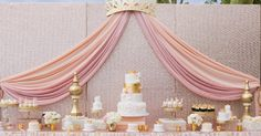 I am swooning over these beautiful images of our recent design from a ballerina -princess inspired baby shower from Jana Williams Photogr...