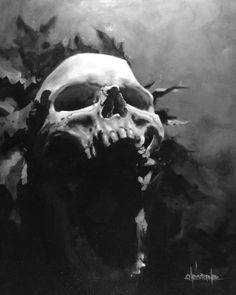 Skull I can see every emotion