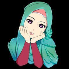 Pin by samah fouda on محجبه anime muslimah anime muslim muslim. Space Wallpaper, Girl Wallpaper, Mobile Wallpaper, Wallpaper Backgrounds, Iphone Wallpaper, Wallpapers, Islamic Cartoon, Cute Statuses, Cool Anime Girl
