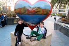 Downtown San Francisco with Children