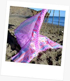 """Collection """" Indian 70'th remember"""" 1 nappe 112 cm X 192 cm tissu sari indien : Textiles et tapis par samech-le-voyage-commence-ici"""