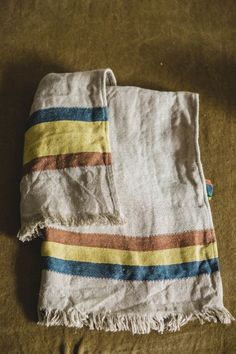 Linen Sheets, Town And Country, Beach Towel, Weaving, Fabric, Blanket, Collection, Design, Beautiful