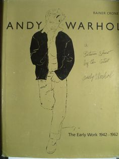 Rainer Crone - Andy Warhol: A Picture Show by the Artist, The Early Work 1942-1962 - New York, Rizolli, 1987 - 1e druk - 277 pp - Hardcover met stofomslag - 28,5 x 22 cm.  Conditie: Goed. Enkel de stofomslag heeft enkele lichte slijtageplekken.  Rijk geïllustreerd boek met vele werken van Andy Warhol gedurende zijn vroege jaren. Een weinig voorkomend boek in prima staat. Engelstalig.