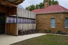 CENTRAL HIGHLANDS VISITOR CENTRE — Charlie Ellis Architecture — Charlie Ellis Architecture