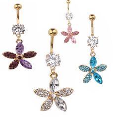 Check out the site: www.nadmart.com   http://www.nadmart.com/products/1-piece-stainless-steel-crystal-rhinestone-stylish-jewelry-belly-ring-piercing-umbigo-flower-cluster-body-piercing-fashion-navel/   Price: $US $2.41 & FREE Shipping Worldwide!   #onlineshopping #nadmartonline #shopnow #shoponline #buynow
