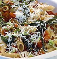 Penne with Pan Roasted Butternut and Sage recipe