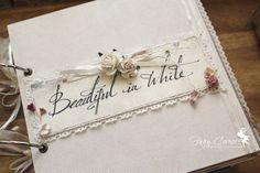"Fairy Corner Vietnam - Scrapbook ""Beautiful in White"" For your wedding day"