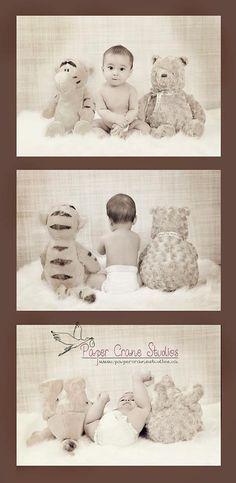 Idee für Babyfoto