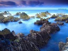 Porto Moniz Madeira Island, Portugal