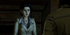 The Wolf Among Us - Snow White and Bigby Wolf