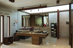 Courtyard House by Hiren Patel Architects 33/41 by yossawat.com, via Flickr