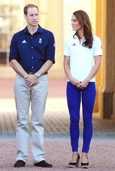 Los Duques de Cambridge y la llama del amor - Foto 4