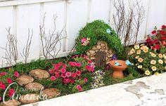 Fairy garden XXL