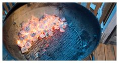 Source: Cooking In HD Spiral Cut Your Dogs Spiral cut hot dogs cook Grilling Tips, Grilling Recipes, Tin Foil Dinners, Bbq Pitmasters, Smoker Cooking, Bbq Tools, Cooking Appliances, Edible Arrangements, Simply Recipes