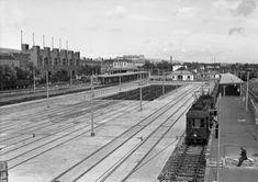 Station Heiligenstadt Stadtbahn@Wiener Linien Public Transport, Vienna, Austria, Transportation, Street View, History, Vintage, Snow, Nostalgia