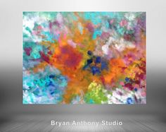 Garden Party by Bryan Anthony http://www.etsy.com/shop/BryanAnthonyStudio?ref=search_shop_redirect