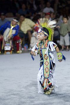 Wish I knew more about the little boys traditional outfits! Would love to see my son dressed like this for the next powwow