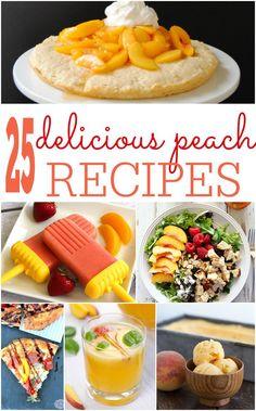 Love peaches? If so