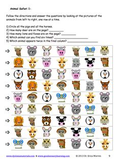 Reversing Reversals Primary offers 68 pages as a digital download only and is an ideal solution for young learners who are exhibiting confusion and frustration with letters and numbers as well as those showing signs of dyslexia and/or other learning disabilities.  The game-like activities all involve adorable animal characters, so your students won't even realize that they are working on areas of difficulty. $