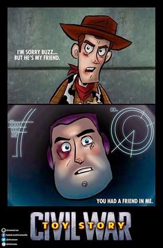 Toy Story: Civil War