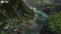 Procedural Nature Pack Vol.1 by PurePolygons in Environments - UE4 Marketplace