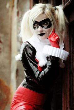 28bb763cfd Character  Harley Quinn (Dr. Harleen Quinzel)   From  DC Comics