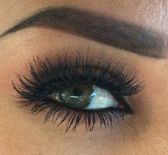 Lashes like woah
