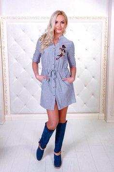 Рубашка халат в расцветках 16753  Интернет-магазин модной женской одежды  оптом и в розницу . Самые низкие цены в Украине. блузки и туники женские от