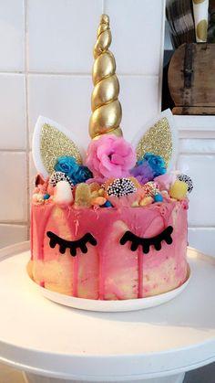 Birthday Treats, 13th Birthday, Party Treats, Birthday Cake, Birthday Parties, Cake Smash, Cake Pops, Sweets Cake, Drip Cakes