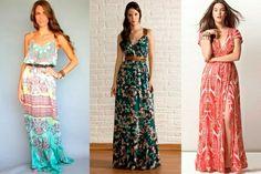 Vestido o falda larga, de verano. Beautiful Day, Fashion Outfits, Fashion Clothes, Dress Up, How To Wear, Google, Types Of Dresses, Fashion Dresses, Long Dresses