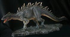 Dragonstooth Miniatures » Blog Archive » McVey Gojirasaurus