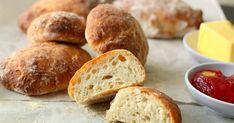 The Informal Chef: No Prove Homemade Bread 不用发酵的面包