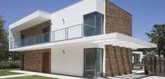 Janela de PVC e alumínio Top 90 Nova-line KAB