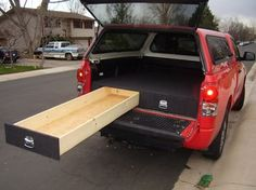 truck platform bed - Google Search