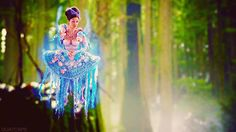 Day 4- least favorite female character- Blue fairy I've never hated someone so much!!!!