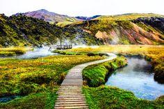 Landmannalaugar - Iceland   South