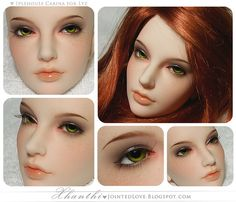 Iplehouse-Carina-for-Lyz by Xhanthi, via Flickr