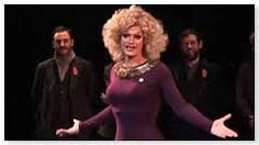 Un emotivo discurso contra la homofobia de la drag queen irlandesa Panti Bliss se hace viral en Internet - Noticias EGF