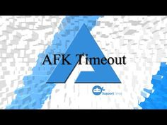 """How to setup a """"Player Idle Timeout"""" or AFK Kick on a Minecraft server - http://dancedancenow.com/minecraft-lan-server/how-to-setup-a-player-idle-timeout-or-afk-kick-on-a-minecraft-server/"""