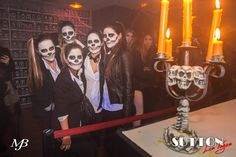 Disfraces Halloween Sutton YouBarcelona