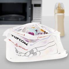 Sterilizzatore Biberon per Microonde TopCom