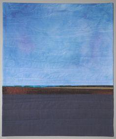 brilliant landscape quilt