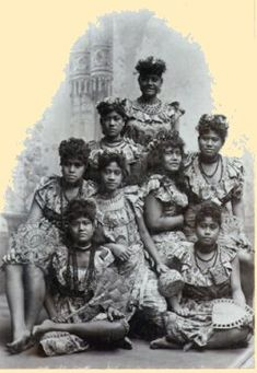 samoan ladies 1897
