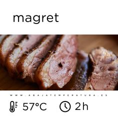 Ficha Magret sous vide Sous Vide, Outback Steakhouse, Carne Asada, Crockpot, Recipies, Menu, Cooking, Breakfast, Food