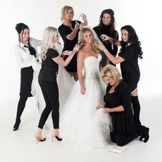 Vanmiddag 17:30 zaterdag 12 november op TLC, herhaling 'Say Yes to the Dress' Benelux vanuit Koonings The Wedding Palace met Randy Fenoli, Ramona Poels en de stylisten van Koonings.
