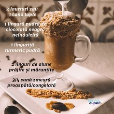 Sănătate la pahar cu SEMINȚE și NUCI - Servus Expert Great Recipes, Healthy Recipes, Healthy Food, Lemon Detox, Food Platters, 3 Ingredients, Meal Prep, Panna Cotta, Oatmeal