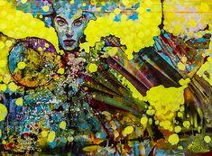 """""""Jestem"""" obraz oryginalny, dostępna tylko jedna sztuka. Autor: Maciej Durski Technika: olej Rok 2017 ENG """"I am"""" original painting, only one piece available. Author: Maciej Durski Technique: oil Year 2017"""
