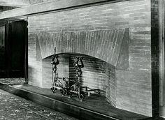 F.B. Henderson House. Elmhurst, Illinois. 1901. Prairie Style. Frank Lloyd Wright